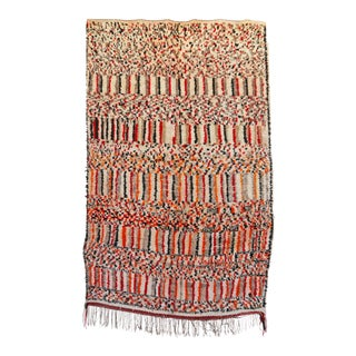 """Azilal Rug, 4'7"""" X 7'4"""" For Sale"""