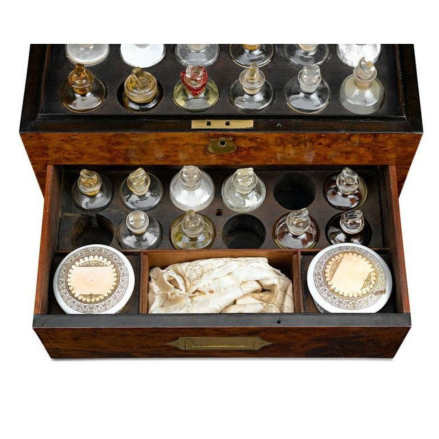 English Traditional Domestic Medicine Chest by Thompson & Capper For Sale - Image 3 of 10