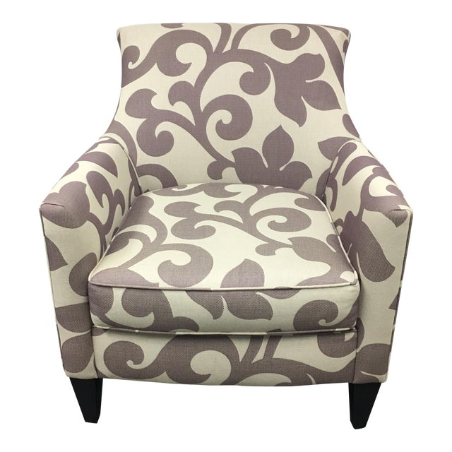 Custom Clara Accent Chair from Crate & Barrel - Image 1 of 7