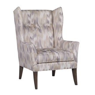 Lance Wing Chair For Sale