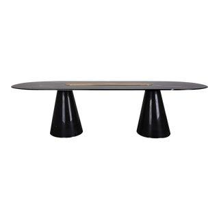 Bertoia Big Dining Table From Covet Paris For Sale