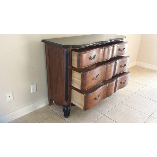 French Provincial Drawers Dresser - Image 10 of 11