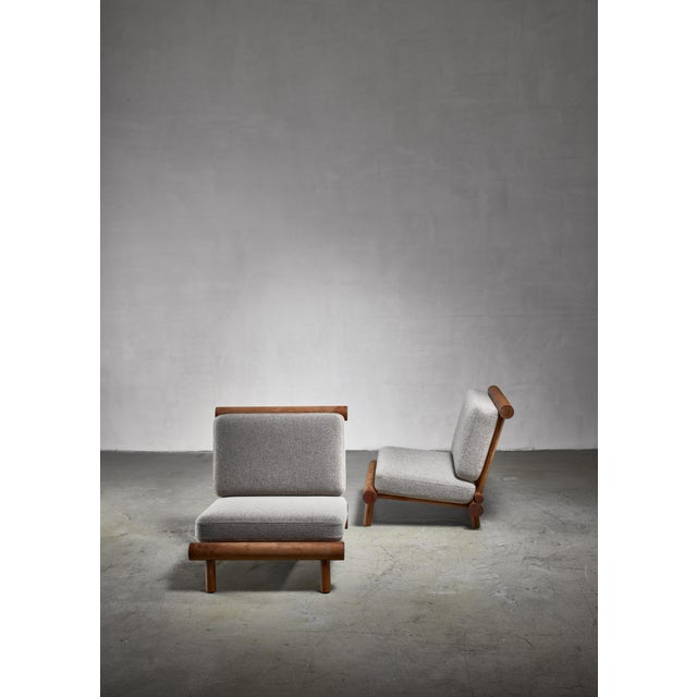 Charlotte Perriand Chairs From La Chachette, France For Sale - Image 6 of 7