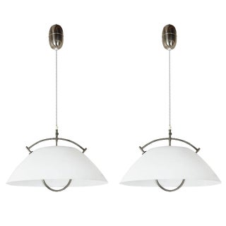 "Two ""Pendants"" by Hans Wegner for Louis Poulsen"