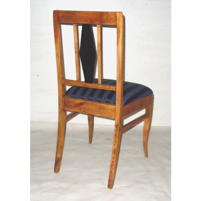 19th C. Swedish Single Side Chair - Image 5 of 6