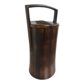 Quistgaard for Dansk Rosewood Ice Bucket
