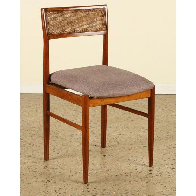 Mid-Century Modern Set of Six Mid-Century Modern Dining Chairs For Sale - Image 3 of 6