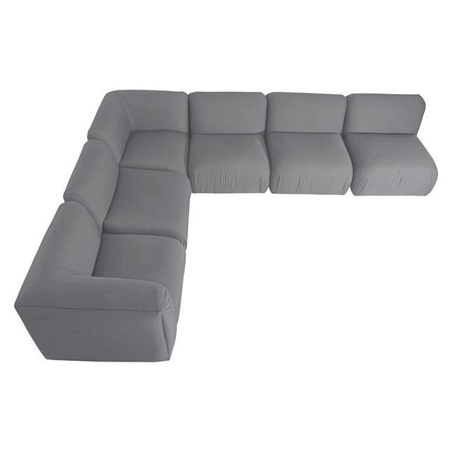 Milo Baughman Sectional Sofa For Sale In Chicago - Image 6 of 6