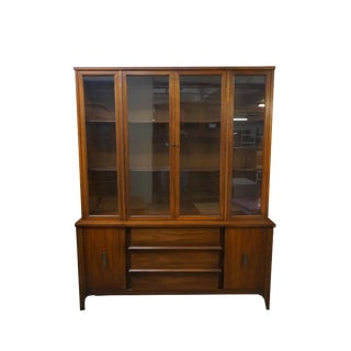 Mid Century Modern Bookcase/China Cabinet