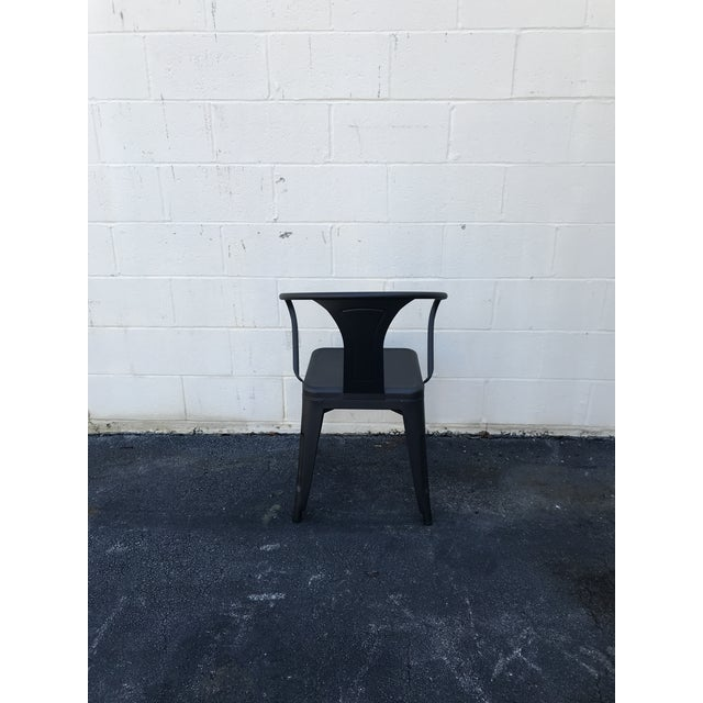 We have a few amazing tolix chairs available. They are gorgeous and have only been gently used. They are durable and...