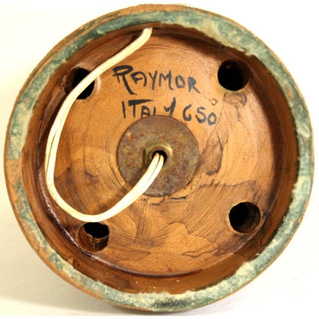 Aldo Londi Mid-Century Ceramic Lamp - Image 7 of 7