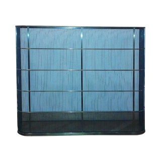 Contemporary Custom Fire Place Screen For Sale