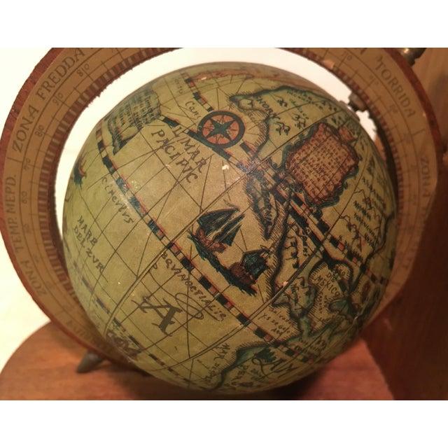 Vintage italian olde world map globe bookends a pair chairish vintage italian olde world map globe bookends a pair image 7 of 11 gumiabroncs Images