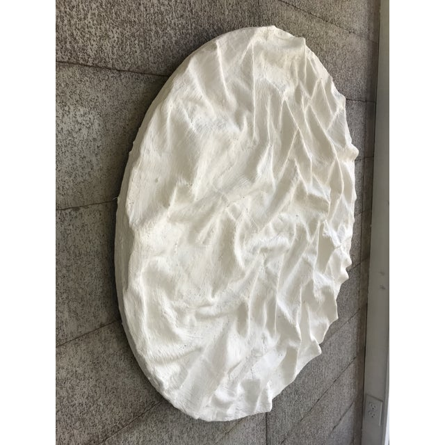 Minimalist Plaster Painting by Tony Fahden For Sale - Image 4 of 9