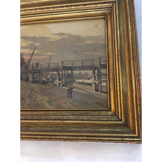 Old Putney Bridge Framed Print - Image 5 of 8