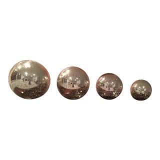 Regina Andrew Mercury Spheres - Set of 4