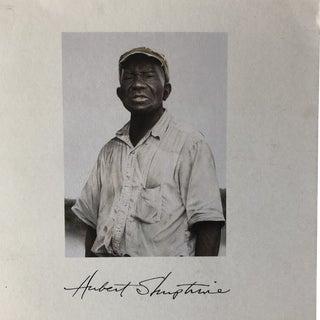 Hubert Shuptrine Watercolor Exhibition 2002 For Sale