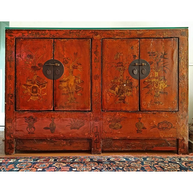 Chinese Storage Cabinet - Image 2 of 6