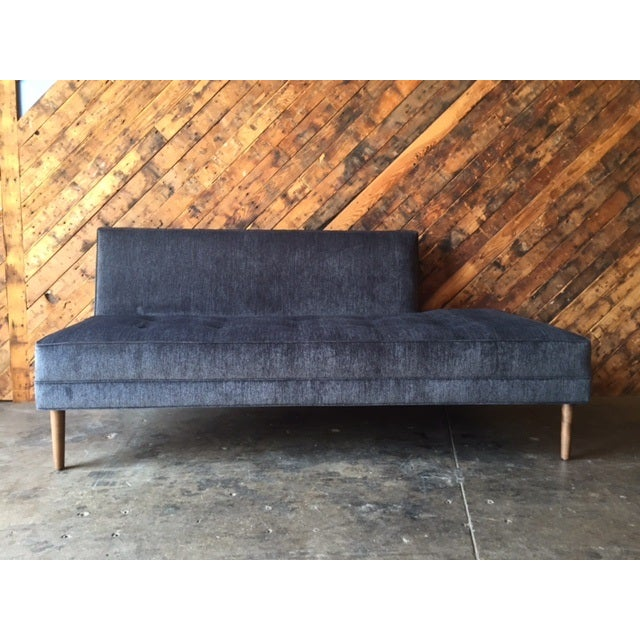 Mid-Century Style Custom Day Bed or Sofa - Image 2 of 8