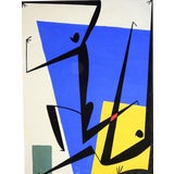 Image of Abstract Figures Painting For Sale