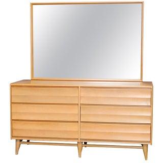 Mid-Century Modern Heywood-Wakefield Harmonic Dresser For Sale