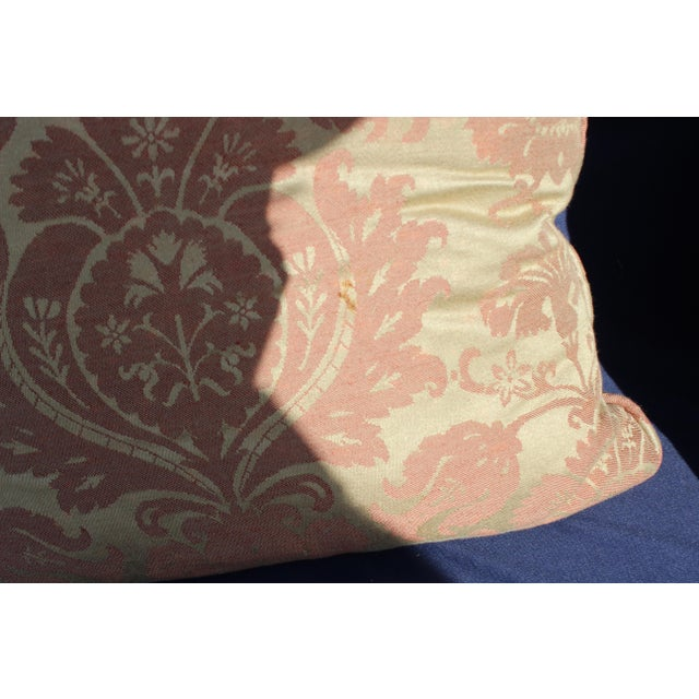 Late 20 C. Set of 4 Down Filled Possible Fortuny Style For Sale In San Diego - Image 6 of 8