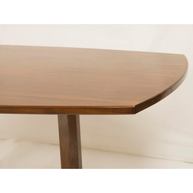 Franco Albini and Franca Helg Table in Rosewood Made by Franco Albini & Franca Helg - 1958 For Sale - Image 4 of 6
