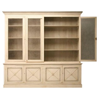 Directoire Style Bibliotheque