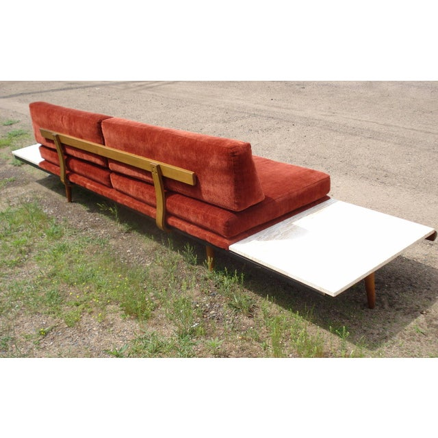 Adrian Pearsall-Style Platform Sofa - Image 4 of 11