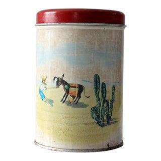 Southwestern Dayton Spice Mills Coffee Tin circa 1947