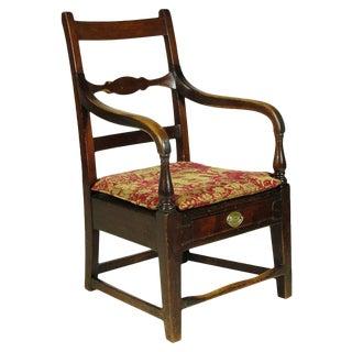 19th C. Federal Arm Chair