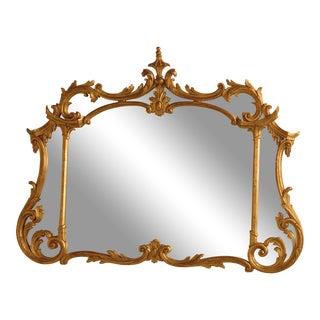 Labarge Italian Made Gold Gilt Framed Mirror