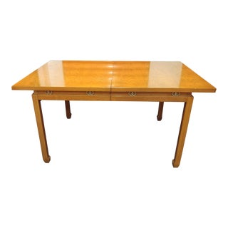 "1960s Vintage American of Martinsville ""Ming"" Dining Table For Sale"