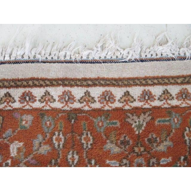 1960s Vintage Persian Area Rug - 2′11″ × 5′7″ For Sale In Philadelphia - Image 6 of 13