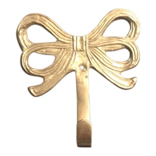 Brass Bow Hook For Sale