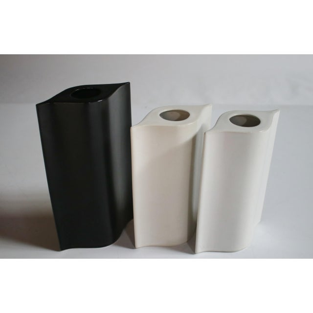 Mikasa La Ronda Alba Vases, Set of 3 For Sale - Image 4 of 7