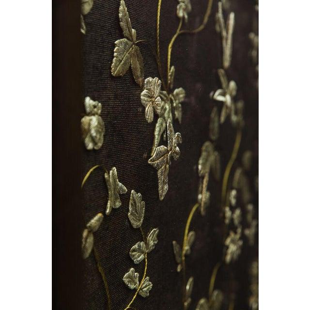 Textile Sophie Coryndon, Primavera, UK, 2017 For Sale - Image 7 of 9