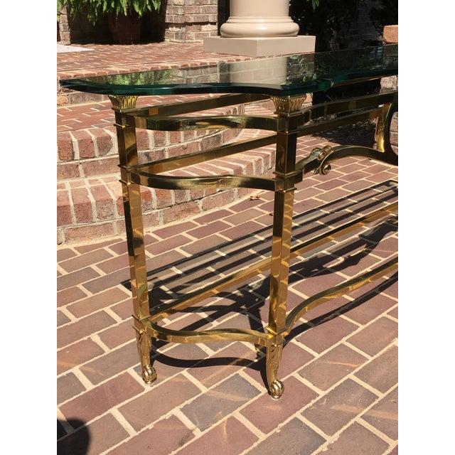 LaBarge Sofa Table For Sale In Raleigh - Image 6 of 10