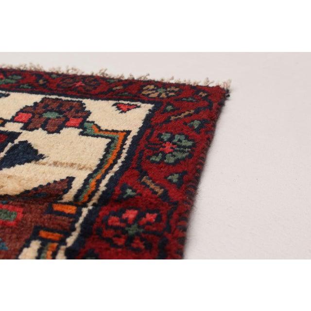 "Koliai Vintage Persian Rug - 4'0"" x 9'7"" - Image 2 of 3"