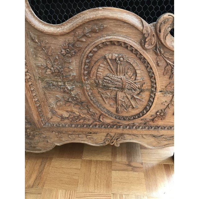 Metal 18'th Century French Armoir For Sale - Image 7 of 13