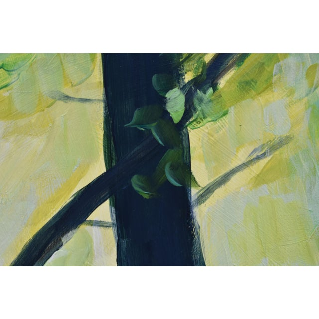 "Contemporary Painting, ""Entering the Forest"", by Stephen Remick For Sale In Providence - Image 6 of 10"