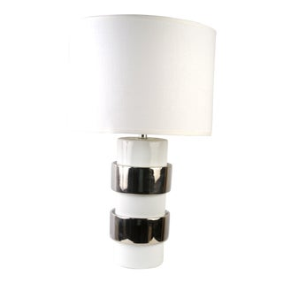Jamie Young Nash Table Lamp Showroom Sample For Sale