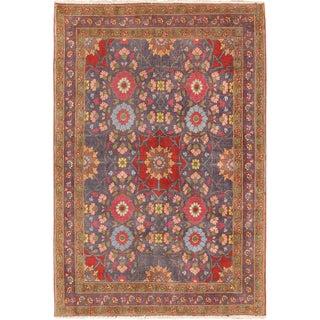 Antique Persian Tabriz Rug - 2′10″ × 4′2″ For Sale