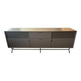 Contemporary Blu Dot Oak Dang Credenza