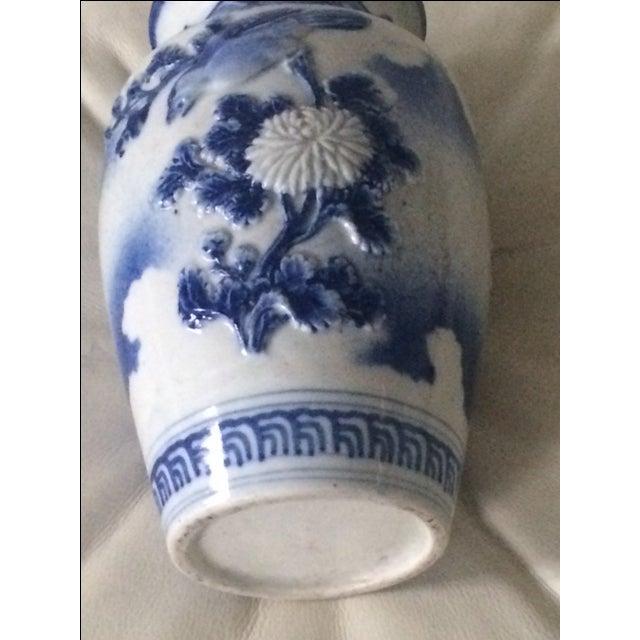 19 C. Japanese Imari/Arita Porcelain Vase - Image 5 of 6