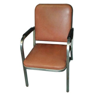Industrial Lounge Chair For Sale
