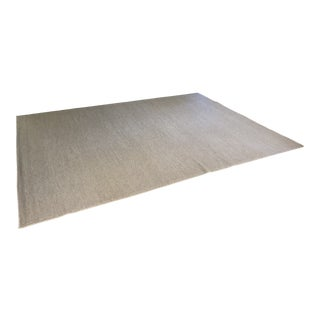 Large Dash & Albert Wool Woven Area Rug For Sale