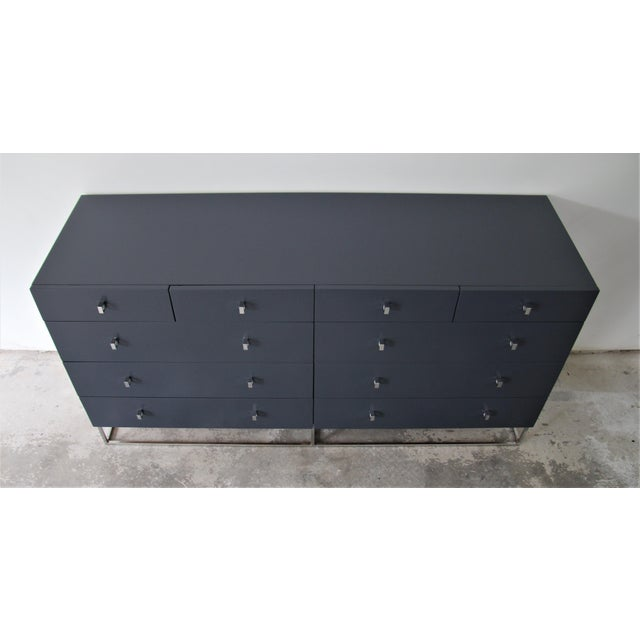 Contemporary Mid Century Modern Rougier Dresser For Sale - Image 3 of 4