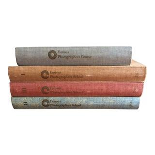 1960s Vintage Photographers School Books - Set of 4 For Sale
