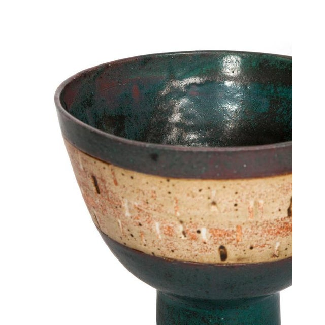 Modern Matthew Ward Music Bowl For Sale - Image 3 of 3